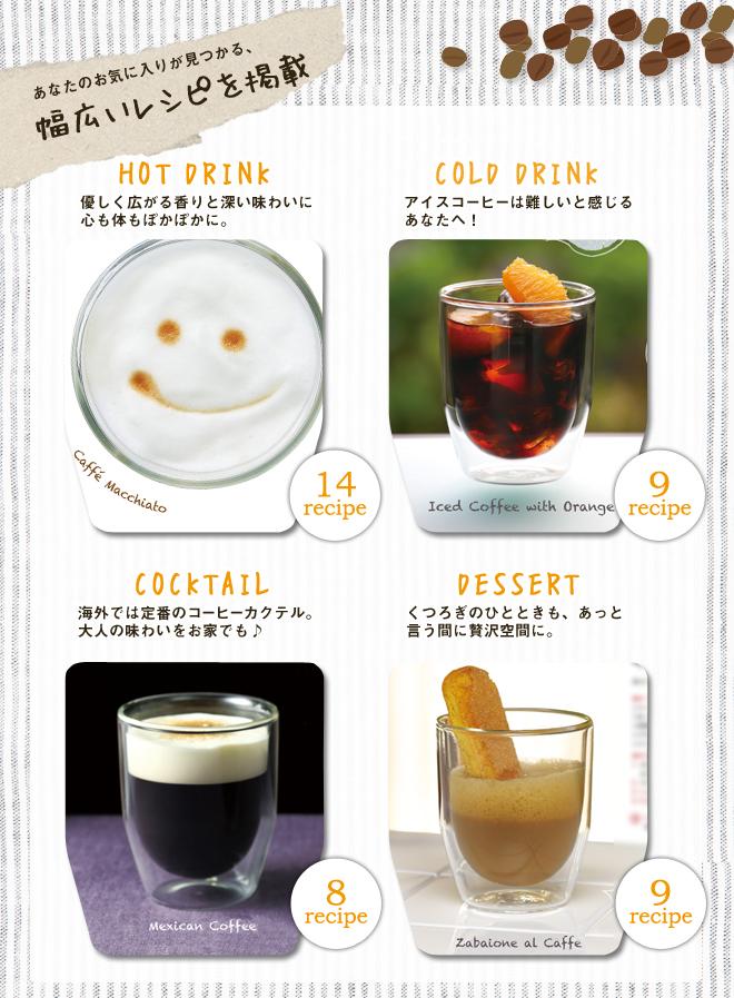 ソロカフェで作るコーヒーアレンジレシピ
