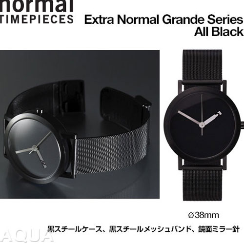 Normal Timepieces �������ȥ�Ρ��ޥ� ������ ������֥�å� �������