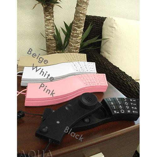MOMA デザインテレフォン 電話機 おしゃれ