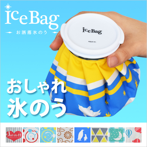 アイスバッグ おしゃれ氷のう 【レビューで送料無料の特典】 おしゃれ