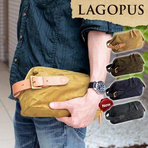 LAGOPUS クラッチバッグ 【レビューで送料無料の特典】 おしゃれ
