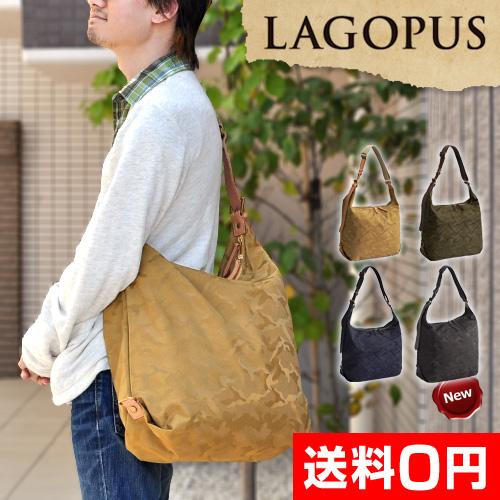 LAGOPUS ショルダーバッグ【レビューで選べるJの特典】 おしゃれ