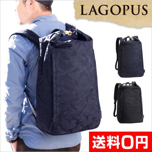 LAGOPUS バックパック 【レビューでミレストポーチ1Lの特典】 おしゃれ