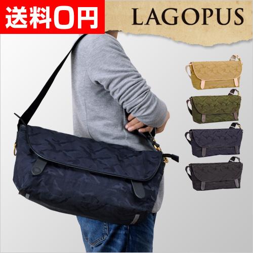 LAGOPUS メッセンジャー【レビューで選べるJの特典】 おしゃれ