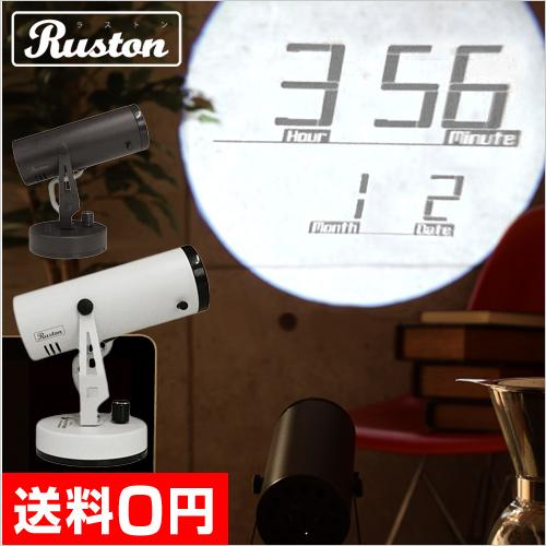 PROJECTION CLOCK Ruston �������