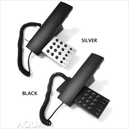 TGX-02 デザイン電話機【置き・壁掛け兼用】 おしゃれ