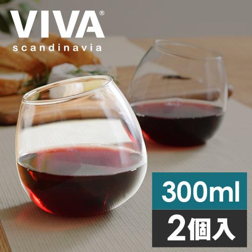 VIVA デイリーワイングラス ミディアム おしゃれ