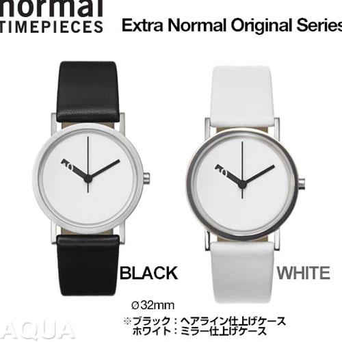 Normal Timepieces エクストラノーマル オリジナル【メーカー取寄品】  おしゃれ