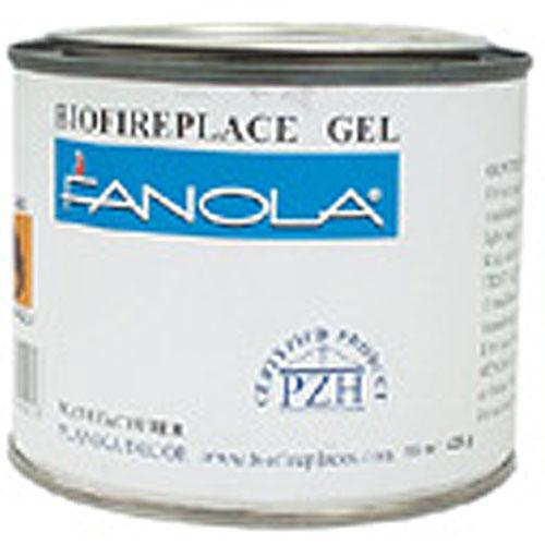 PLANIKA FANOLAGEL グラスファイヤー 燃料/6缶パック【メーカー取寄品】  おしゃれ