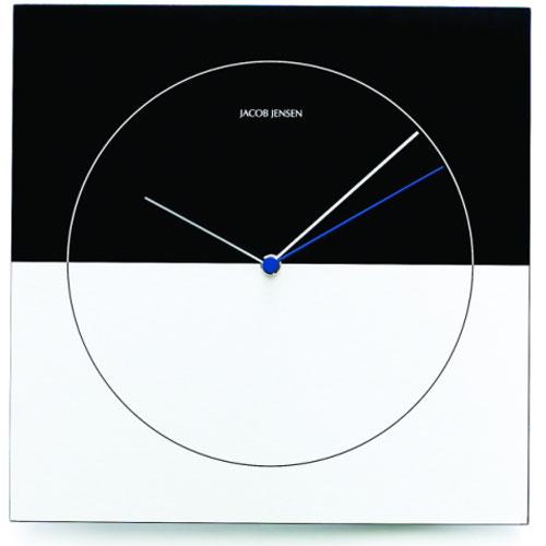JACOB JENSEN -CLASSIC LINE(掛け時計) 【レビューで温湿時計モルトの特典】【メーカー取寄品】  おしゃれ