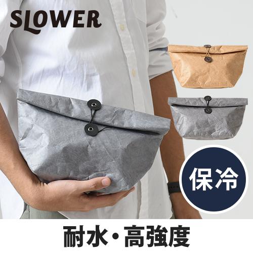 SLOWER BAG LUNCH BAG S ◆メール便配送◆ おしゃれ