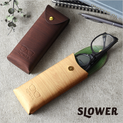 EYEGLASS CASE WOOD BUCA おしゃれ