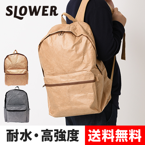 SLOWER BAG BACKPACK おしゃれ