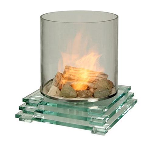 PLANIKA グラスファイヤー/イタリアンカットガラス 暖炉【メーカー取寄品】 おしゃれ