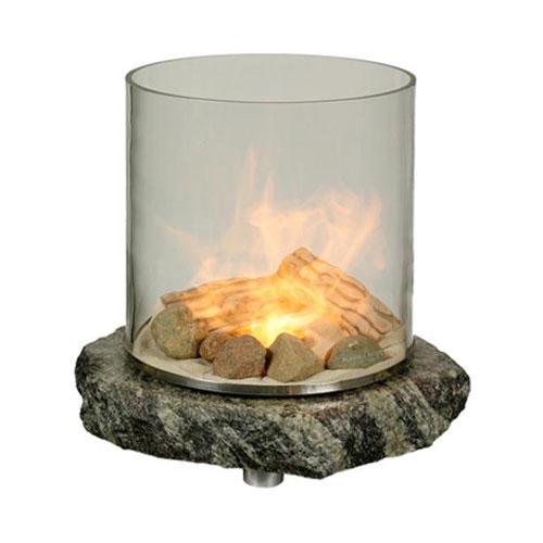 PLANIKA グラスファイヤー/スカンジナビア石 暖炉【メーカー取寄品】 おしゃれ