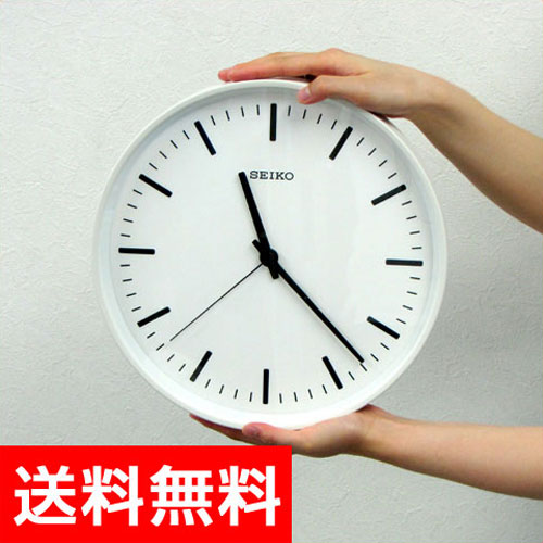 KX308 電波壁掛け時計 セイコー パワーデザインプロジェクト 【レビューで温湿時計モルトの特典】【メーカー取寄品】 おしゃれ