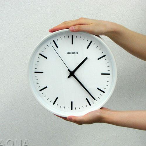 KX309 電波壁掛け時計 セイコー パワーデザインプロジェクト 【レビューで温湿時計モルトの特典】【メーカー取寄品】 おしゃれ