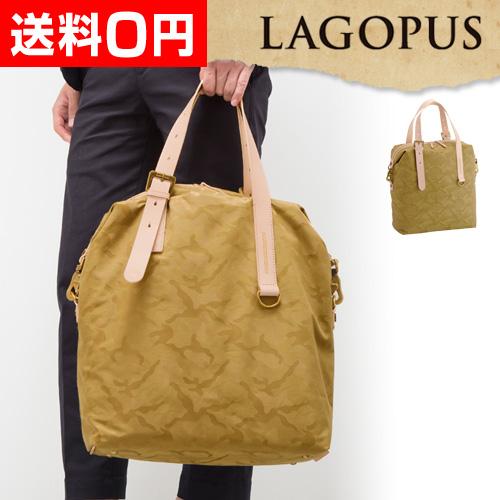 LAGOPUS ブリーフトートバッグ おしゃれ