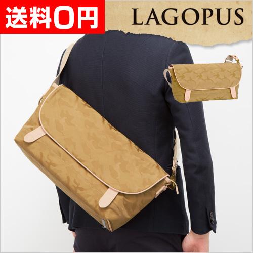 LAGOPUS メッセンジャー おしゃれ