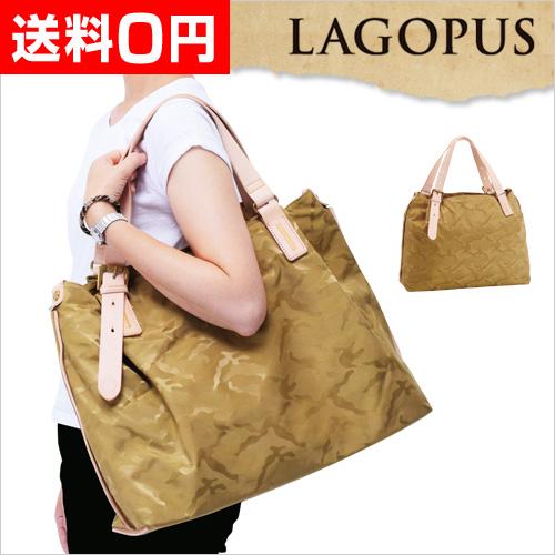 LAGOPUS トートバッグ おしゃれ