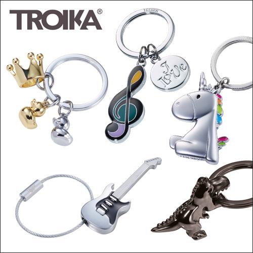 TROIKA キーリング 1,800円[税別]シリーズ ◆メール便配送◆ おしゃれ