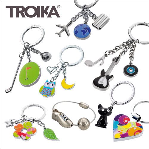 TROIKA キーリング 2,300円(税別)シリーズ ◆メール便配送◆ おしゃれ