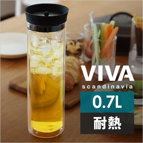 VIVA ダブルウォール ストレートボトル おしゃれ