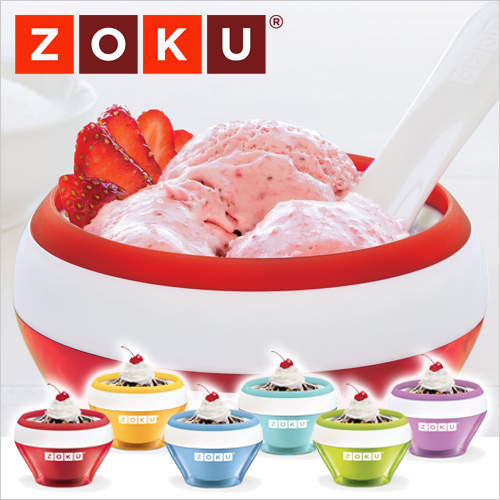 ゾク アイスクリームメーカー 【レビューで送料無料の特典】 おしゃれ